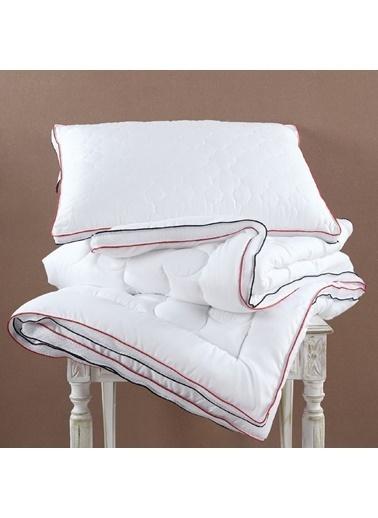 Marie Claire Yorgan-Tek Kişilik Laury Clımate 155*215 Cm Beyaz Beyaz